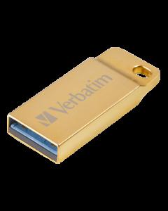 Verbatim Store 'n' Go Metal Executive Gold USB 3.0 Drive 16GB
