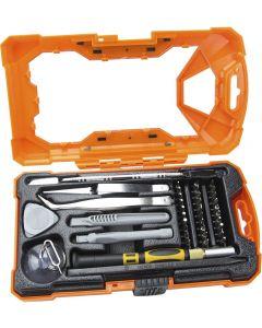 Sprotek STE-502, verktygskit smartphones och andra enheter, 40 delar