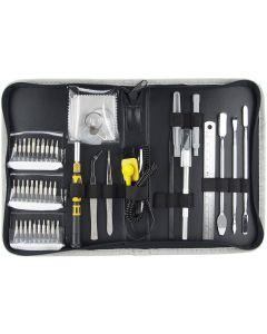 Sprotek STE-3646, verktygskit smartphones och andra enheter, 45 delar