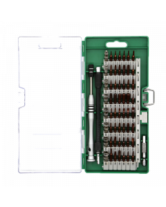 Smartphone Reparationssats, 58 st, Precision CRV, grön