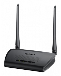 ZyXEL WAP3205V3 trådlös repeater, 300 Mbps, 2.4 GHz, 2 antenner, 5x RJ
