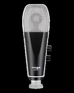 Yoga YTM-132U Desktop USB Microphone, 3,5mm hörlursuttag (realtid)