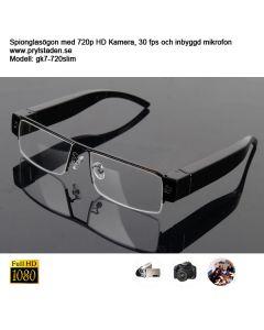 Diskreta Spionglasögon 720p slim