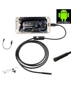 Endoskop för Android/PC/MAC med 3,5 meter USB-kabel