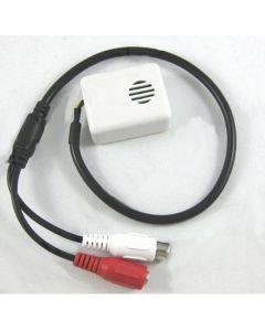 Extern CCTV mikrofon