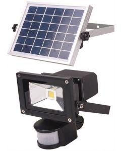 IP44-klassad batteridriven LED-lykta med solcellsuppladdning