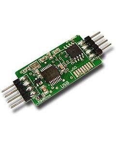 Inbäddad Keylogger USB Bus logger Flash 2GB