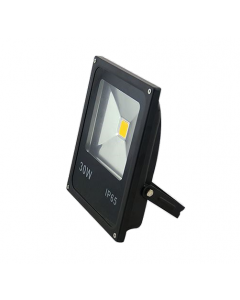 LED strålkastare 30w - slimmad