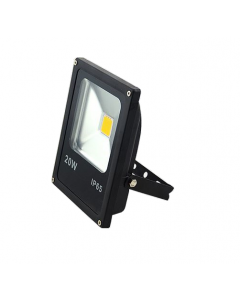 LED strålkastare 20w - slimmad