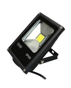 LED strålkastare 10w - slimmad