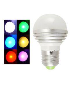 Led Lampa som kan byta färg med fjärrkontroll