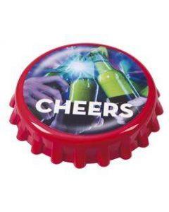 Magnetöppnare, Cheers