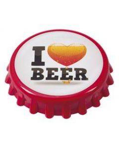 Magnetöppnare, I Love Beer