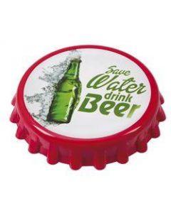 Magnetöppnare, Save Water Drink Beer