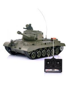 Radiostyrd Stridsvagn Leopard I, med rörlig airsoft kanon