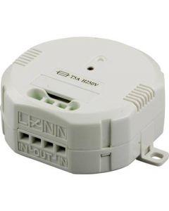 Nexa, trådlös strömställare för fast installation, max 1000W, På/Av