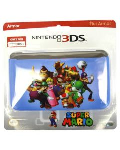 Nintendo 3DS XL Donkey Kong Skal