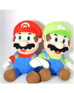 Nintendo Super Mario Mjukisdjur, Mario + Luigi