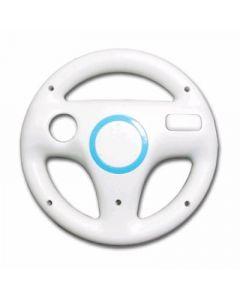 Nintendo Wii Ratt - Racing, Vit och Blå