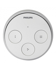 Philips Hue Tap,  trådlös brytare för systemet Hue, batterilös, vit