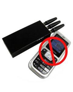 Portabel GPS Störare