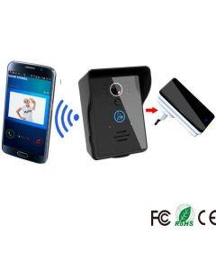 Regnsäker porttelefon med wifi och videokommunikation