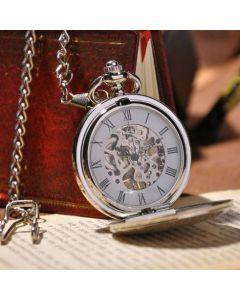 Retro pocket watch, romerska siffror