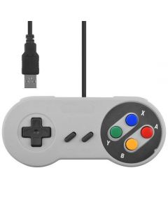 SNES USB kontroll för PC & Mac