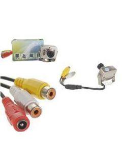 Jätteliten övervakningskamera, 6 IR-LED nattseende