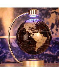Större modell av svävande jordglobslampa