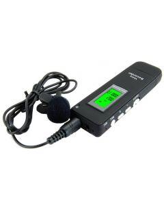 Digital röst & telefoninspelare, samtalsavlyssnare & ljudinspelare