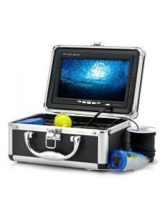 Fiskekamera med 7-tums LCD-skärm, 15m, Videoinspelning