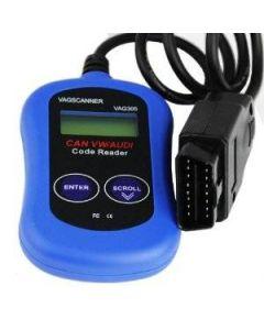 Vagscanner VAG305 för CAN-protokollet