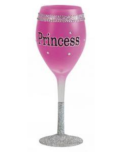 Vinglas Rosa - Princess