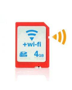 WiFi SD kort, 4GB