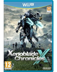 Wii U Xenoblade Chronicles: X