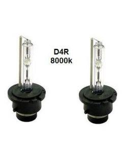 Xenonlampor, D4R 8000k, 2-pack