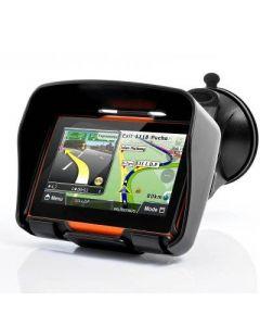 Vattentät och tålig GPS till Motorcykel med 4GB inbyggt minne + MicroSD