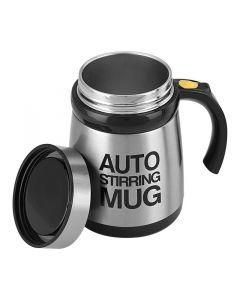 Automatic Stirring Mug - Stålmuggen som rör om av sig själv!