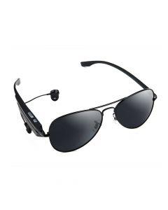 Smarta och superlätta Bluetooth-solglasögon i Aviator-stil
