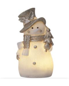 Julbelysning Snögubbe LED