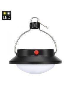 360° LED solcells-campinglykta