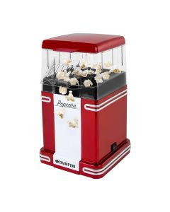 Retro Popcornmaskin, klassisk röd/vit