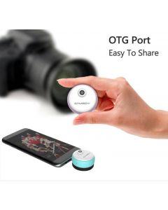 Superliten Bodycam, 720P, 8 GB Inkl 3 sorters fästen