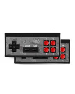 Retro Spelkonsol DATA FROG i HDMI-sticka, 2 Kontroller, 4K HDMI, 568 klassiska spel
