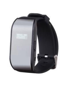 Armband med digital röstinspelare och display
