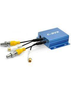 Mini DVR med Micro SD kort - Övervakningskameror till minneskort