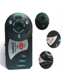 DV MINI Nätverkskamera / IP Kamera  med mörkerseende