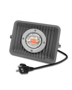 30W LED-Växtlampa för växthus, framsida