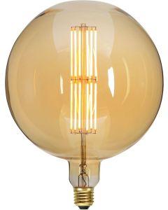 Decoration LED, E27, G200, 2000K, 650lm, 10W, Dimmerkompatibel